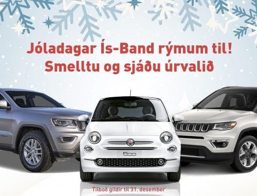 Jóladagar – við rýmum til!