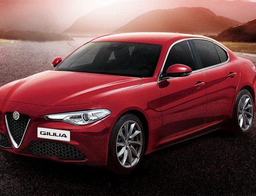 Alfa Romeo Giulia í öðru sæti í vali á bíl ársins