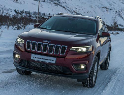 Jeep Cherokee Longitude Luxury – Vel búinn alvöru jeppi