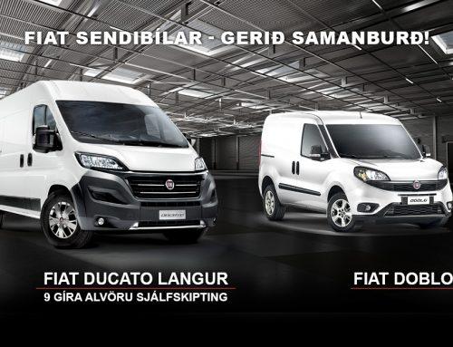 Fiat Doblo og Ducato